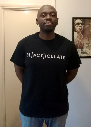 Jesse Blacticulate Tshirt