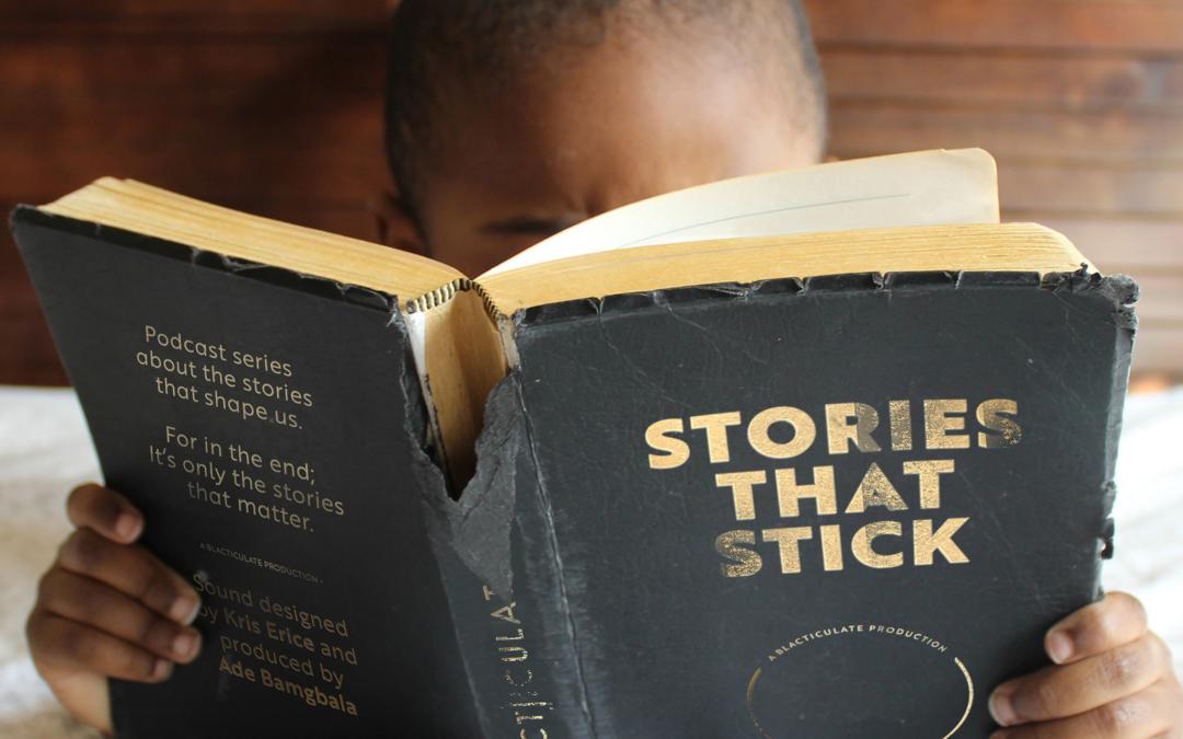 EP 19: Alim Kamara, Storyteller